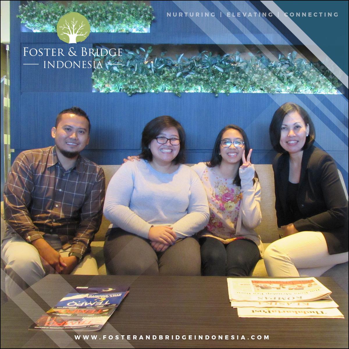 Foster & Bridge Indonesia Classes