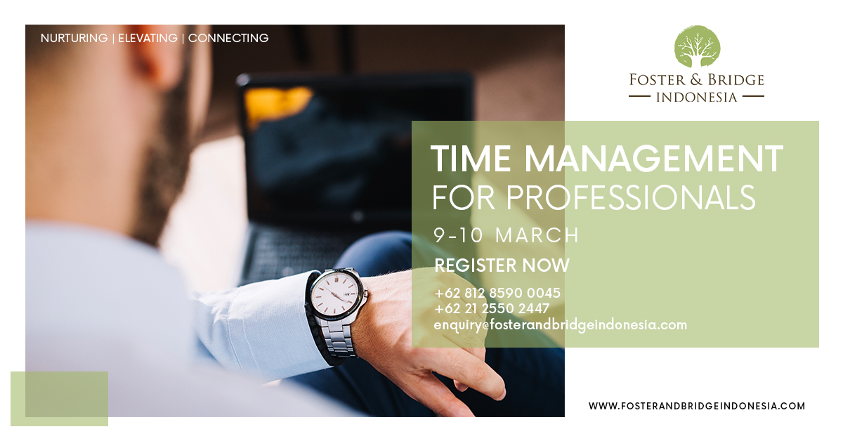"""""""Time-Management-for-Professionals-Training"""""""