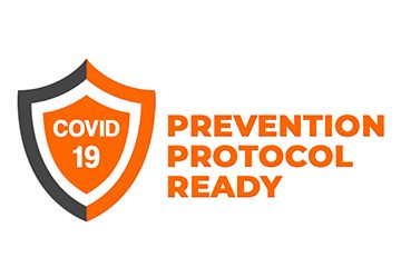 Covid Prevention ready - website