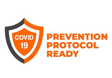 Covid Prevention ready - website