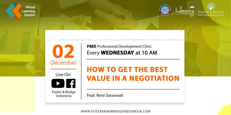 """""""How-to-Get-the-Best-Value-in-A-Negotiation"""""""