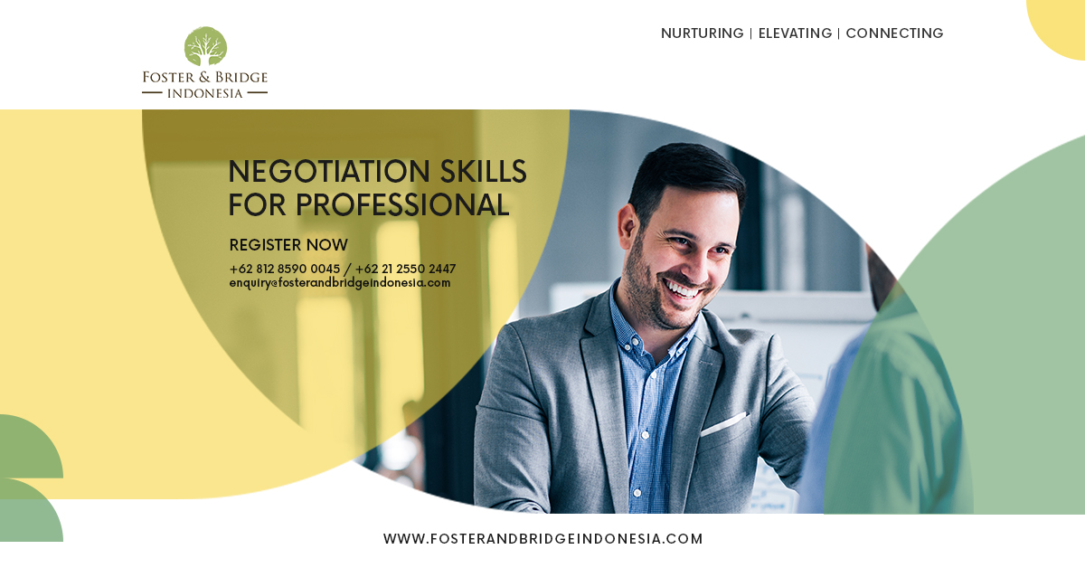 """""""Negotiation-for-Professionals-Online-Training"""""""