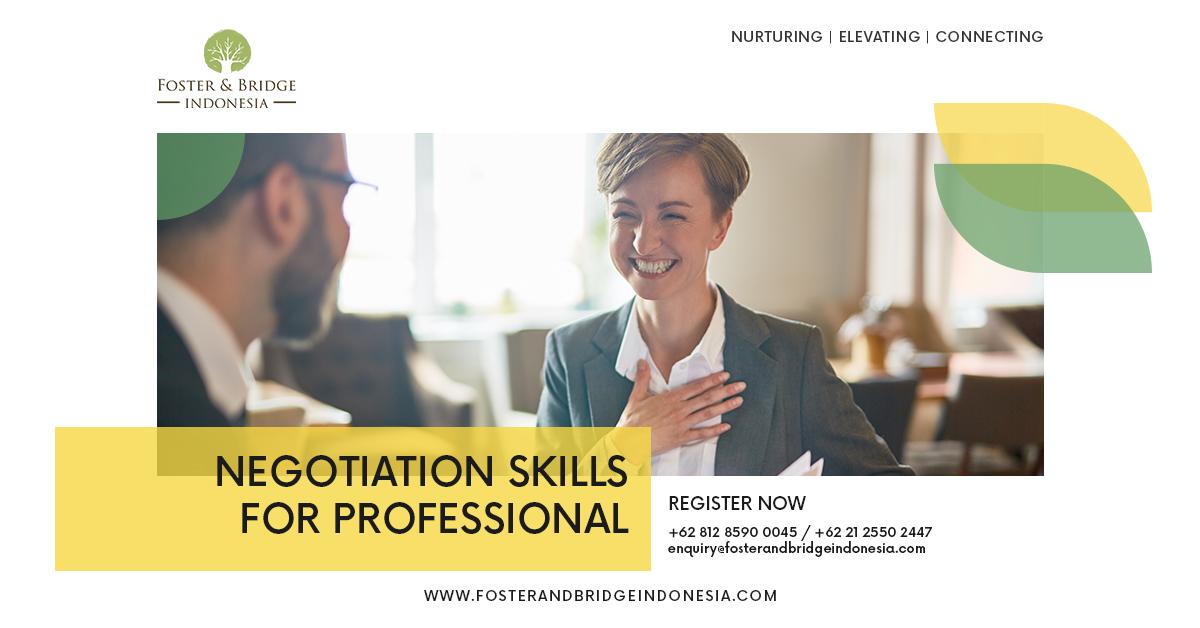 """Negotiation-Skills-for-Professionals-Online-Training"""
